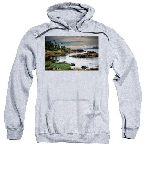A Peaceful Bay Sweatshirt