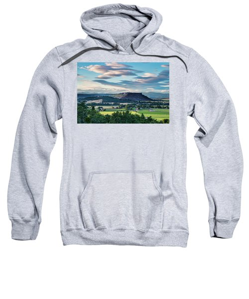 A Peaceful Land Sweatshirt