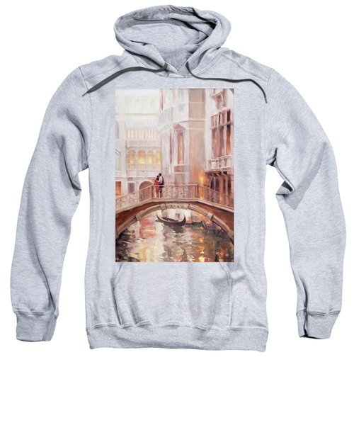 A Perfect Afternoon In Venice Sweatshirt