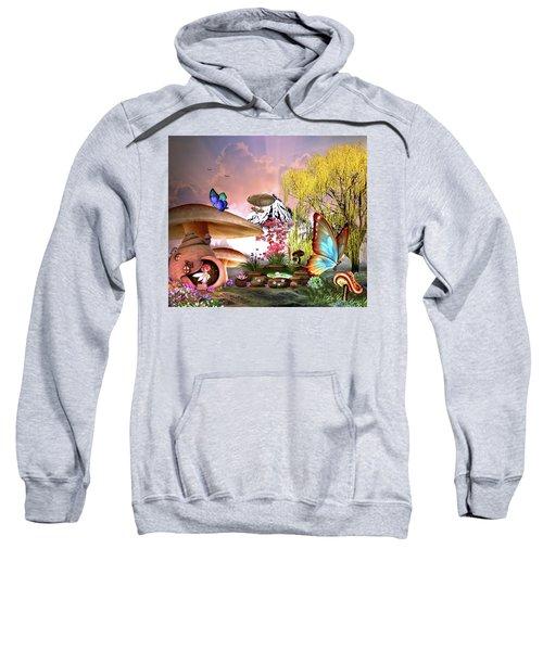A Pixie Garden Sweatshirt