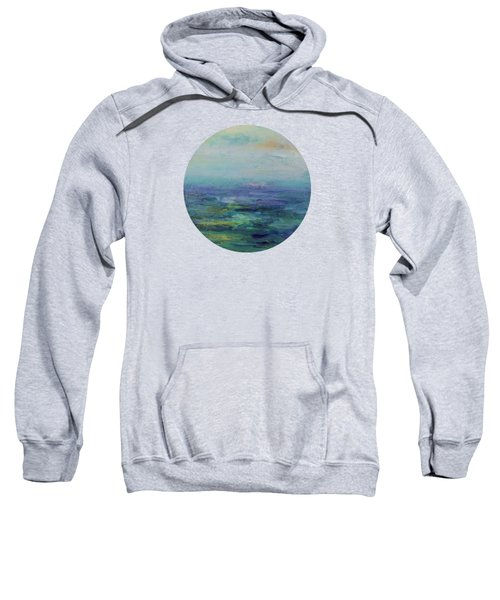 A Place For Peace Sweatshirt by Mary Wolf