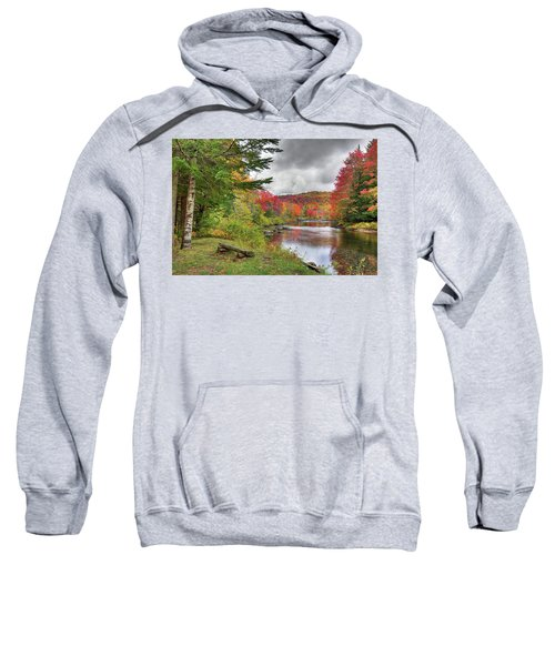 A Place To View Autumn Sweatshirt