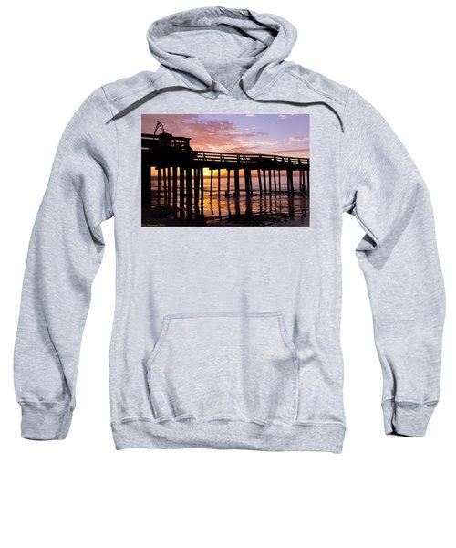 A Quiet And Beautiful Start Sweatshirt