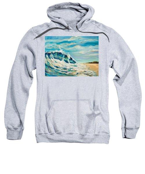 A Sandpiper's View Sweatshirt