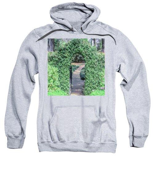 A Secret Doorway Sweatshirt