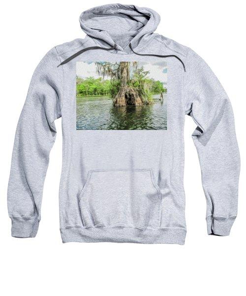 A Secret Hiding Place Sweatshirt