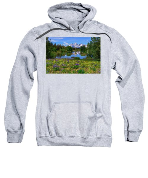 A Slice Of Heaven Sweatshirt