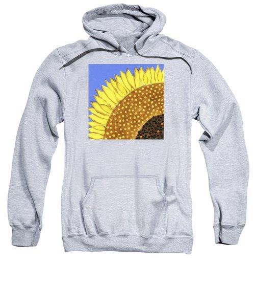 A Slice Of Sunflower Sweatshirt