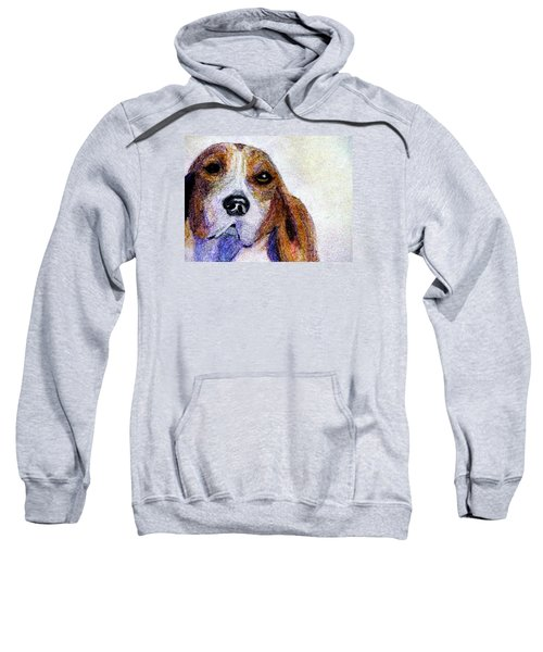 A Soulful Hound Sweatshirt