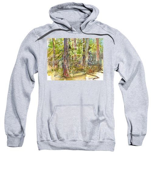A Stand Of Trees Sweatshirt