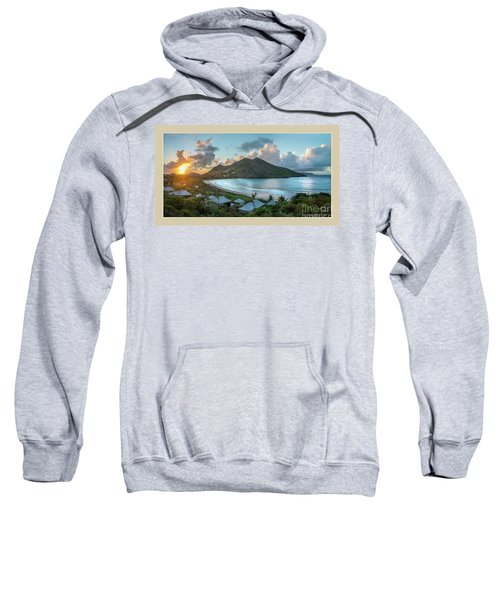 A Sunset On Bay Sweatshirt