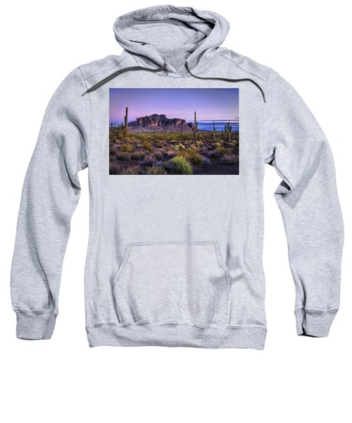 A Superstitious Evening  Sweatshirt