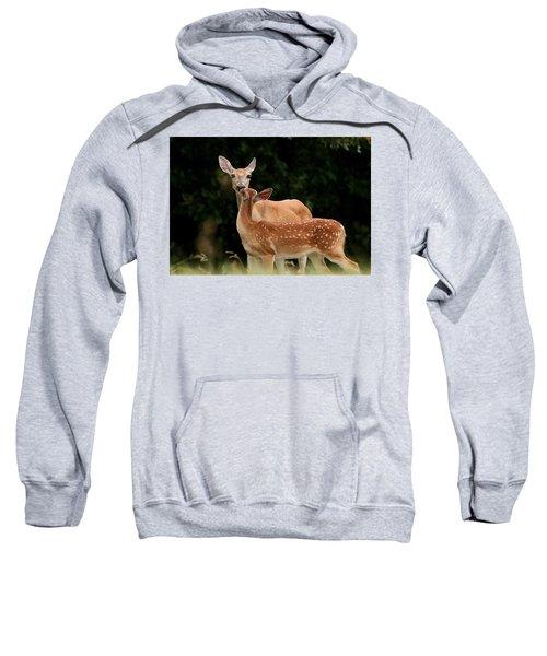 A Tender Moment Sweatshirt