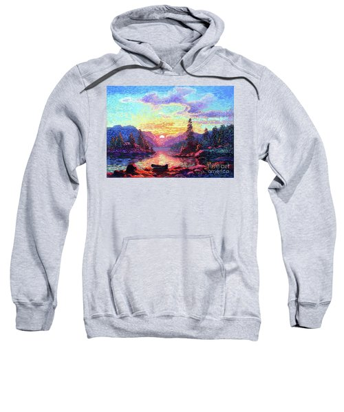 A Time For Peace Sweatshirt