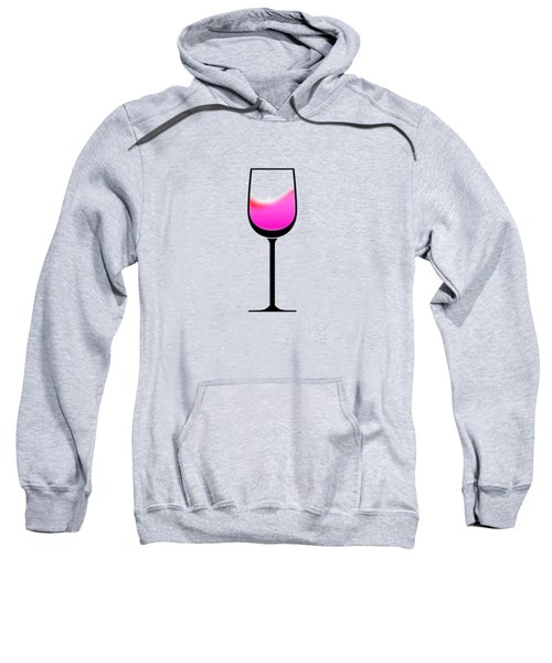 A Touch Of Wine Sweatshirt
