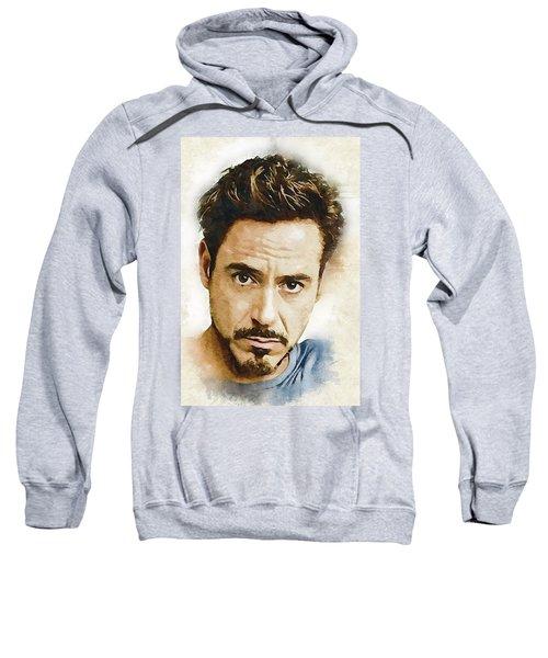A Tribute To Robert Downey Jr. Sweatshirt