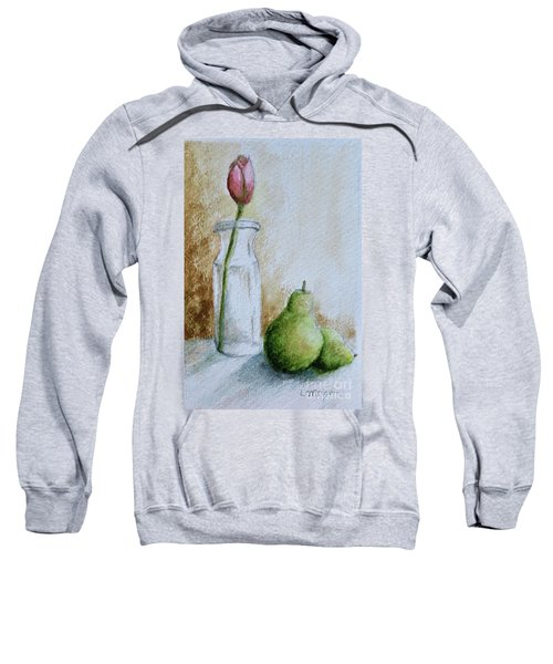 A Tulip And Two Pears Sweatshirt