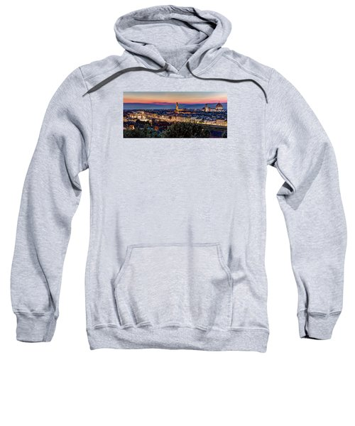 A View Of Florence Sweatshirt