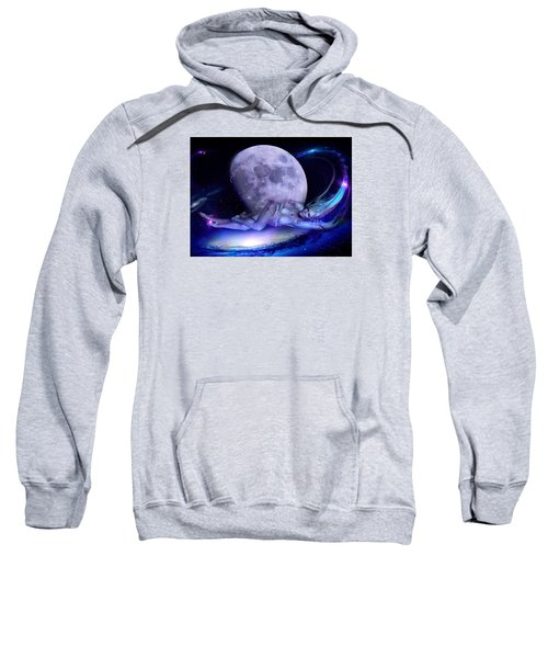 A Visit From Venus Sweatshirt
