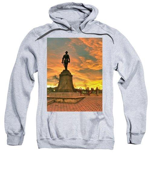 A Vmi Sunset Sweatshirt