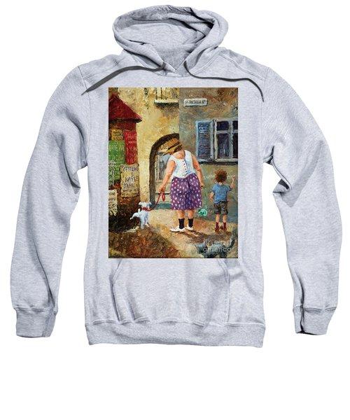 A Walk Down Memory Line Sweatshirt