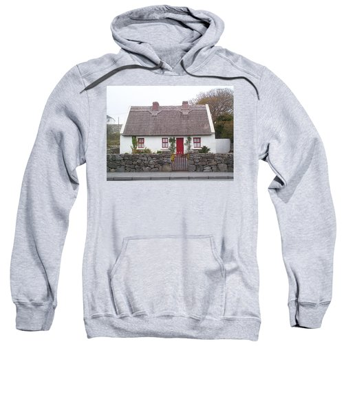 A Wee Small Cottage Sweatshirt