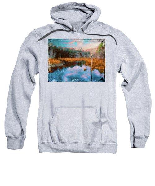 A Wilderness Marsh Sweatshirt