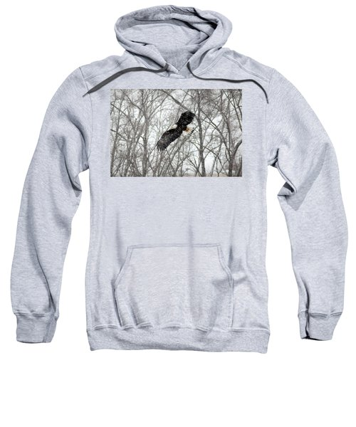 A Winter's Day Sweatshirt