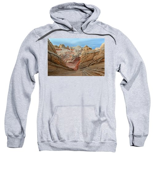 A World In Turmoil Sweatshirt