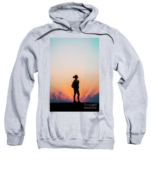 A World Of Adventure Sweatshirt