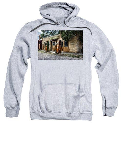 Abandoned Garage Sweatshirt