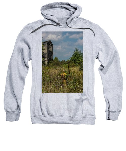Abandoned Hydrant Sweatshirt