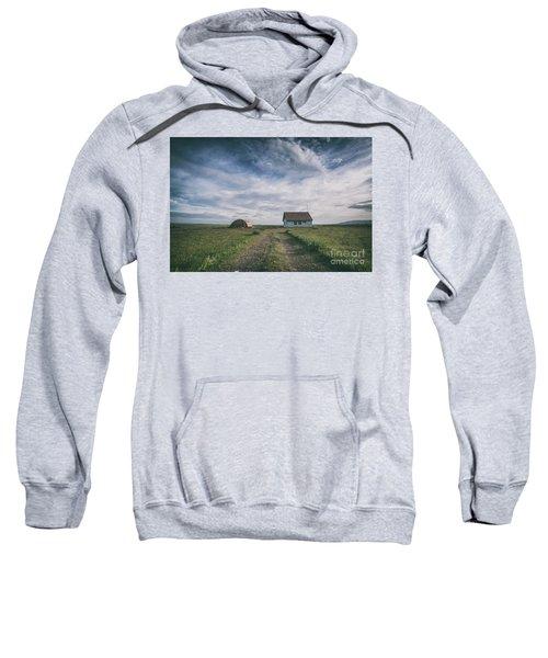 Abandoned Iceland  Sweatshirt