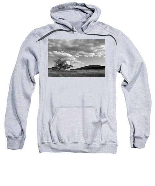 Abandoned In Wyoming Sweatshirt