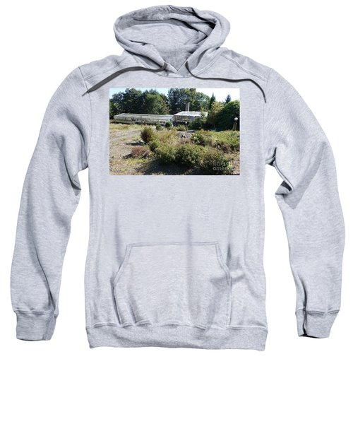 Abanoned Old Horticulture Sweatshirt