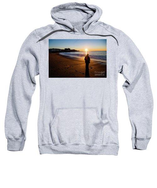 Aberystwyth Sunset Sweatshirt