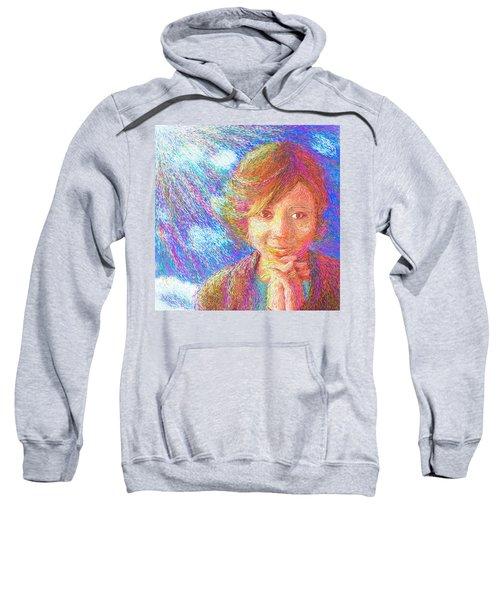 Abiding In Faith Sweatshirt
