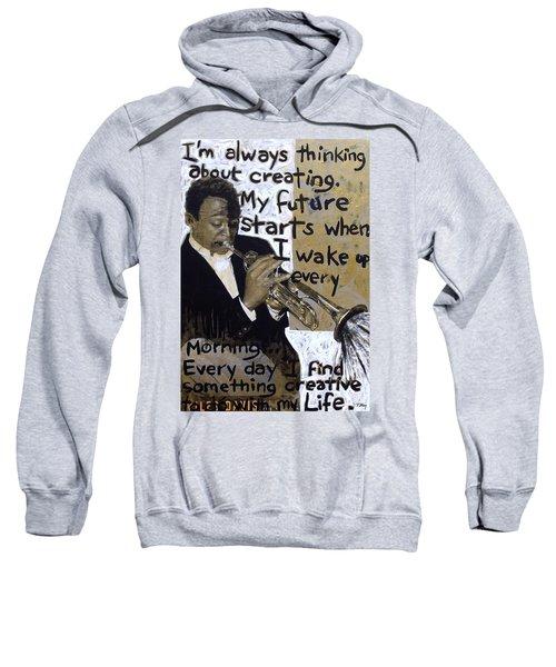About My Future Sweatshirt