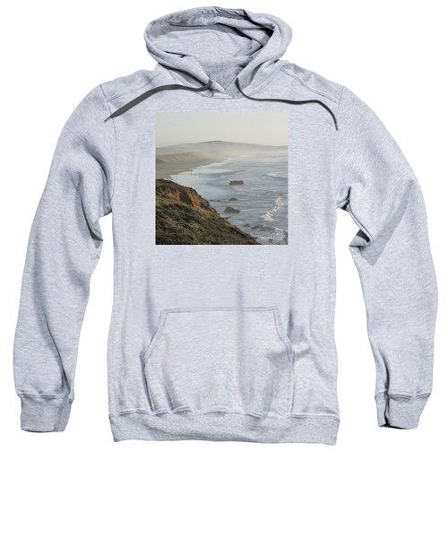 Looking Toward San Francisco Sweatshirt
