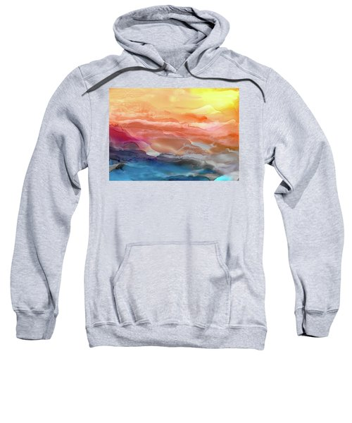 Above The Abyss Sweatshirt