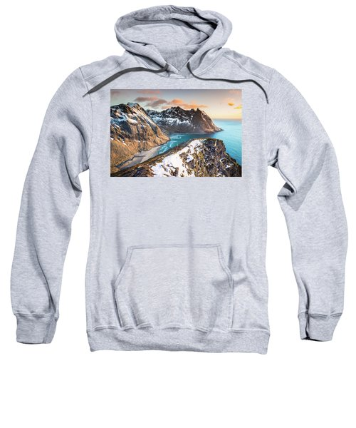 Above The Beach Sweatshirt