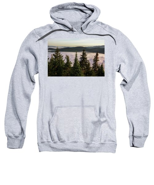 Above The Clouds Sweatshirt