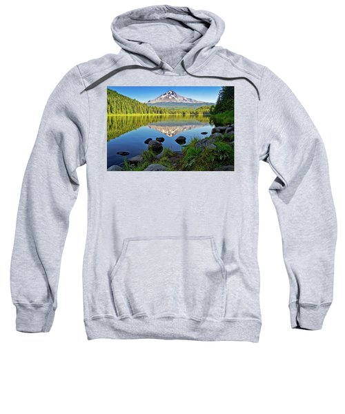 Above The Lake Sweatshirt