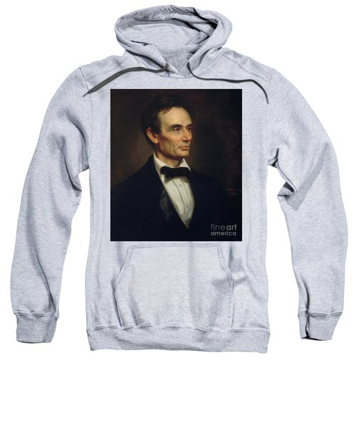 Abraham Lincoln, 1860 Sweatshirt