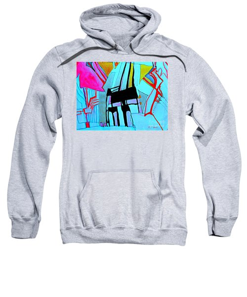 Abstract-28 Sweatshirt
