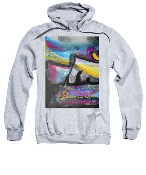 Abstract-4 Sweatshirt