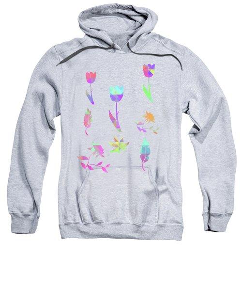 Abstract 433 Sweatshirt