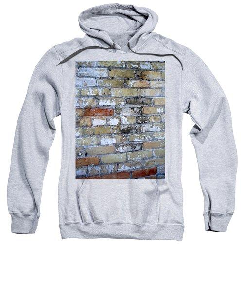 Abstract Brick 10 Sweatshirt
