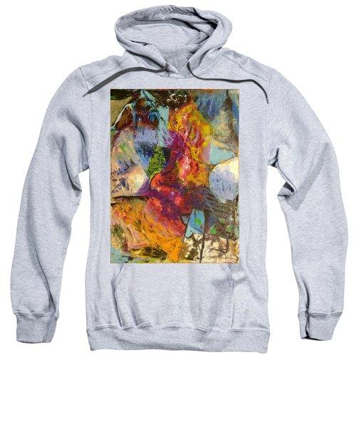 Abstract Depths Sweatshirt