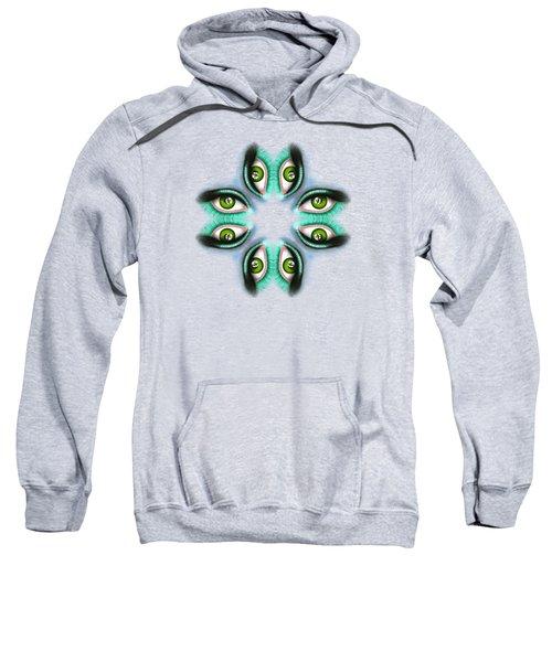 Abstract Digital Art - Guardinetto V3 Sweatshirt
